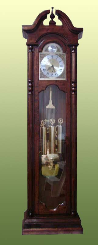 Don's Grandmother Clock from scratch